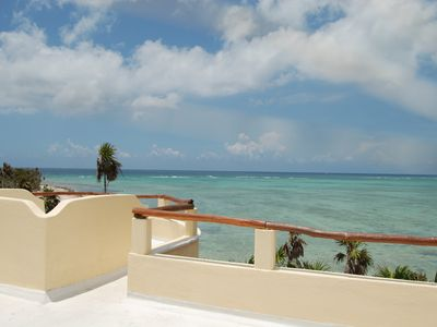 Photo for Exceptional Value! Tankah / Tulsayab Beachfront Villa, Minutes from Tulum!