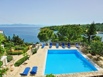 Antipaxos, Peloponnese, West Greece and Ionian Sea, Grèce