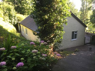 Photo for Beautiful Detached Cottage Within A Large, Private Garden With Breathtaking View