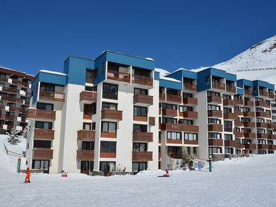 Photo for Apartment in VAL THORENS from 2 to 6 people ski on foot 50 m from ESF