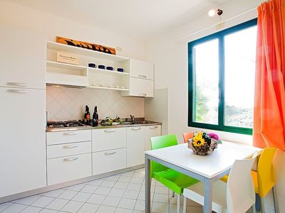 Photo for House in Portoferraio with Parking, Internet, Washing machine, Air conditioning (506293)