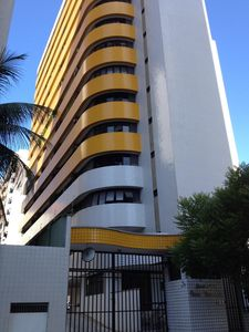 Photo for Apt in the best neighborhood of Fortaleza, sleeps 6 people in comfort!