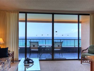 Photo for Oceanfront 1 bedroom-6th floor