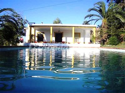 Photo for 5 bedroom Villa, sleeps 10 in Carcabuey with Pool and WiFi
