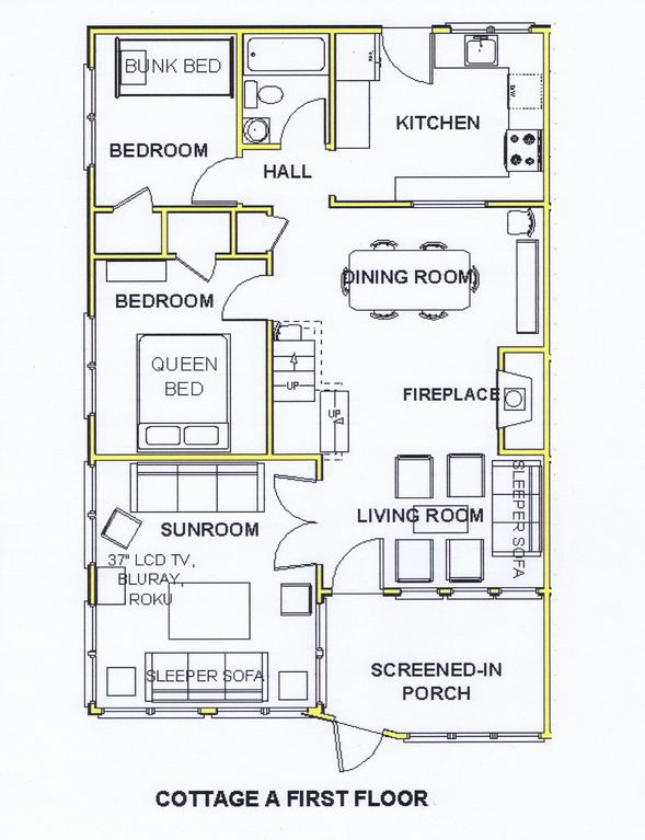 griswold christmas vacation house floor plan