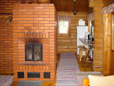 Photo for Vacation home Korvenpää (FIJ076) in Leivonmäki - 4 persons, 2 bedrooms