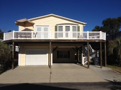 Photo for 1/2 Block from Ocean/Golf Cart/Wifi! May 25-June 1st open! $1995/all inclusive!