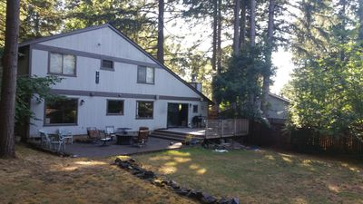 Photo for Great Rental Family home with open spacious back yard for Eclipse Viewing