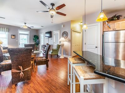 Photo for 30A - Shared Pool - Balcony ☀️Inspected & Disinfected☀️ 2BR Topsail Village 324