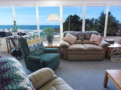 30 ft of Ocean view from living Room & Kitchen/Dining.