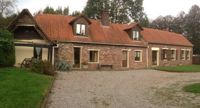 Photo for Large holiday farmhouse near Le Touquet and Montreuil sur Mer