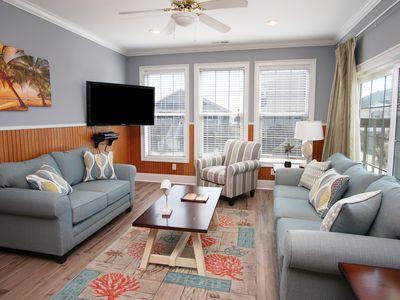 Photo for Deluxe 8BR North Myrtle Beach villas with game room, pool & elevator