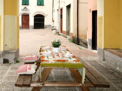 Photo for Vacation home Casa Angela (CHC210) in Chiusanico - 6 persons, 2 bedrooms