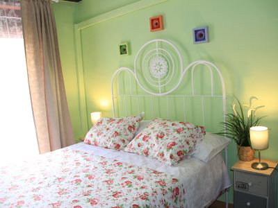Photo for Double Room with Private External Bathroom and Kitchen - 1 or 2 beds
