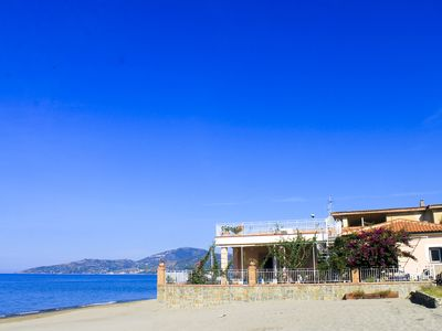 Photo for Villa overlooking the sea