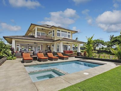 Photo for Kukuiula Makai Cottage #36: Central AC and Elite home with Private Pool