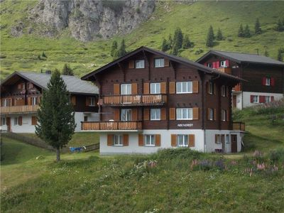 Photo for 3BR Apartment Vacation Rental in Riederalp, Raron