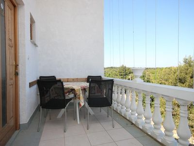 Photo for Two bedroom apartment with terrace Biograd na Moru, Biograd (A-6227-h)