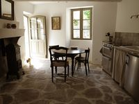 This was our return visit to this sweet and cozy gite in lovely Goult.