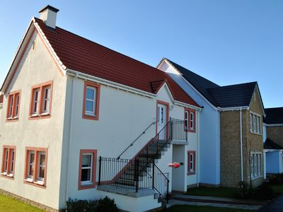 Photo for Modern 2 bedroom ground floor apartment, dog and family friendly apartment
