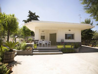 Photo for Villa very close to the sea with a maximum capacity of 8 guests