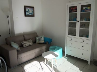 Photo for House very bright and cozy 800 m from the beaches