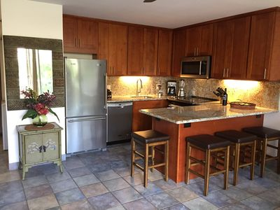 Newly Renovated Kitchen with Granite Counter Tops, All New Appliances