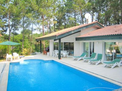 Photo for Vacation home Gascogne 2 (BPL490) in Biscarrosse - 9 persons, 4 bedrooms