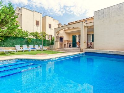 Photo for Catalunya Casas: Villa Pintar for up to 8 guests, just 100m from the beach!