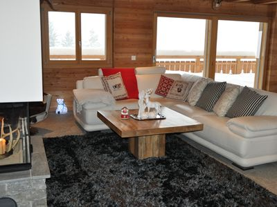Photo for ~~ LUXURY FAMILY-FRIENDLY SKI CHALET ~~ Great location for your holidays!