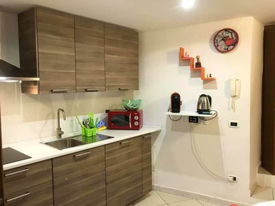 Photo for Homerez last minute deal - Beautiful apt in Palermo and Wifi