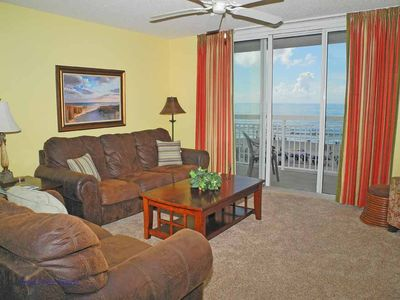 Photo for Crescent Shores Oceanfront Unit 311! Stunning Condo. Book your get away today!