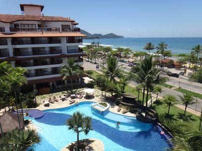 Photo for Duplex Penthouse High Standard Front For The Sea In Ubatuba View Sensational