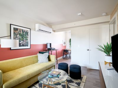 Photo for Sonder | State Street | Colorful 1BR + Kitchen