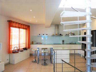 Photo for Magnificent duplex at the heart of Propriano
