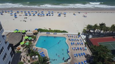 One Bedroom On The Beach At Ocean Manor In Fort Lauderdale