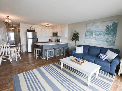 Photo for Oceanfront Top Floor Condo - Incredible Views! Recently Renovated!