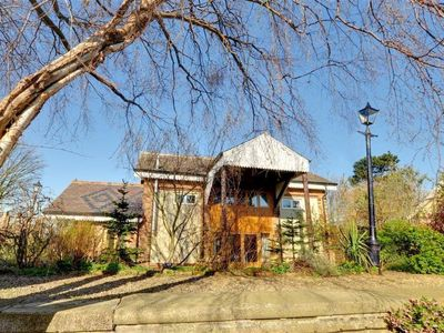 Photo for Vacation home The Old Goods Shed in Cloughton - 6 persons, 3 bedrooms