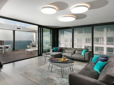 Photo for New Seaside Luxury Apartment in Boutique Hotel