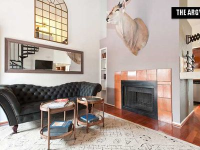 Photo for Stay In A Boutique Rental In The Heart Of Austin's Entertainment District.