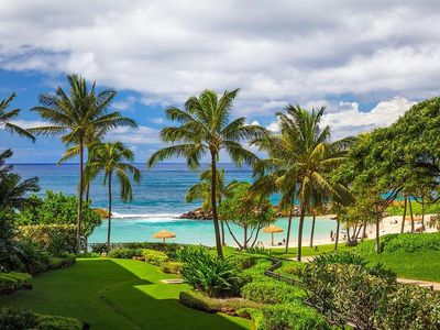 Photo for **FALL BLOW OUT SALE $290/N**2 BD lagoon + beach view | EXCEPTIONAL REVIEWS