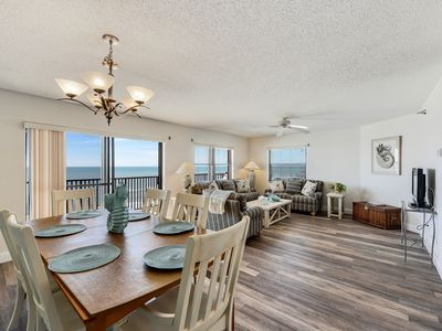 Photo for Emerald Isle 603 3 Bed/ 2 Bath TOP FLOOR with AMAZING GULF VIEWS!!!