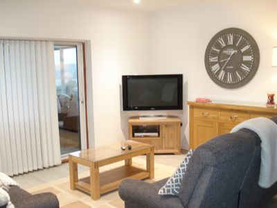 Photo for Luxury ground floor apartment 2 with conservatory and  private sun terrace