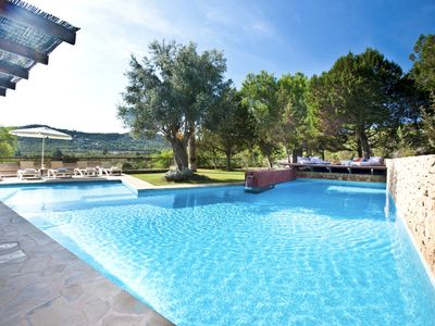 Photo for Villa Can Rafal - Six Bedroom Villa, Sleeps 12