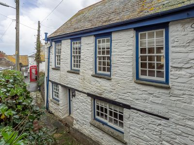 Photo for The Manor House is a unique and charming Grade II listed property in Port Isaac.