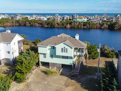 Photo for Sans Souci - Relaxing 4 Bedroom Oceanside Home in Waves