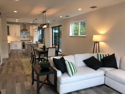 Photo for NEW LISTING! - Travis Heights - Luxurious 3BR/2.5BA Home Soco