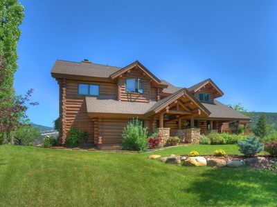 Photo for Luxury Log Home Ten Minutes from Downtown Durango