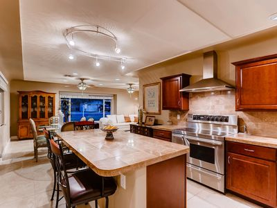 Photo for Large Kitchen, Playroom & Backyard, 5 Beds/2 Baths