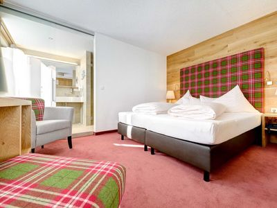 Photo for Double Deluxe - Alpenresort Walsertal - The 4 star hotel 'At the top'
